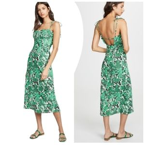 NWT Free People Beach Floral Party Midi Dress